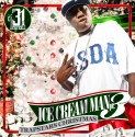 Young Jeezy - Ice Cream Man, Part 3 (Trapstars Christmas)  mixtape cover art