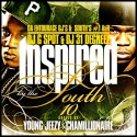 Inspired By The South 10 (Hosted by Young Jeezy & Chamillionaire) mixtape cover art