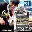 Yung Joc - Joc Is Back mixtape cover art