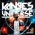 Kanye West - Kanye's Universe mixtape cover art