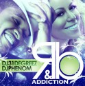 R&B Addiction mixtape cover art