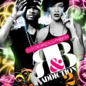 R&B Addiction 2 mixtape cover art