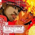 R&B Addiction, Part 3 mixtape cover art