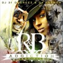 R&B Addiction, Part 5 mixtape cover art