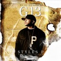 Styles P - G13 (Ghost Mode Edition) mixtape cover art