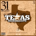 Texas Massacre, Vol. 10 (Anniversary Edition) mixtape cover art