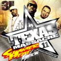 Texas Massacre 11 (Summer Heat Edition) mixtape cover art