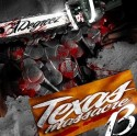 Texas Massacre 13 mixtape cover art
