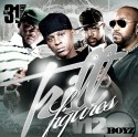Trill Figures (V12 Boyz) mixtape cover art