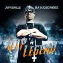 Juvenile-  UTP Legend mixtape cover art