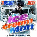 Young Jeezy - The Ice Cream Man mixtape cover art