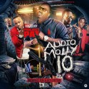 Audio Molly 10 (Hosted By Project Pat) mixtape cover art