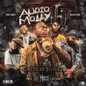Audio Molly 15 (Hosted By Calico Jonez)  mixtape cover art