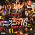 Audio Molly 16 mixtape cover art