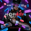 Audio Molly 4 (Hosted By Project Pat) mixtape cover art