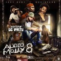 Audio Molly 8 (Hosted By DC White) mixtape cover art