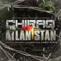 Chiraq To Atlantistan mixtape cover art
