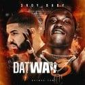DatWAV 3 mixtape cover art