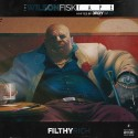 Filthy Rich - The Wilson Fisk Tape  mixtape cover art