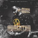 Hollywood Goonie - Momentum  mixtape cover art