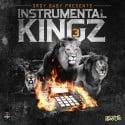 Instrumental Kingz 3 mixtape cover art
