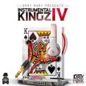 Instrumental Kingz 4 mixtape cover art
