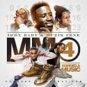 Margiela Music 4 mixtape cover art