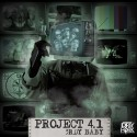 Project 4.1 mixtape cover art