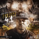 Project 4.1 (The DBlock Report) mixtape cover art