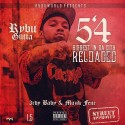 Rybu Gutta - 5'4 Biggest In Da City (Reloaded) mixtape cover art