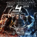 Trap Kombat 4 (Yo Gotti Vs. Young Dolph) mixtape cover art