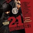 Gorilla Zoe & Jody Breeze - 2 For 1 mixtape cover art
