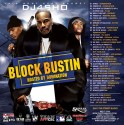 Block Bustin (Hosted by Domination) mixtape cover art