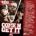Come N Get It 9 (Hosted By D.O.E) mixtape cover art