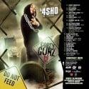 Corey Gunz - Beast Out The East mixtape cover art