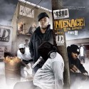 D-Block - Menace II The Industry, Part II mixtape cover art