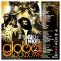 Global Lockdown, Vol. 2 mixtape cover art