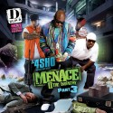 D-Block - Menace II The Industry, Part 3 mixtape cover art