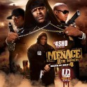 D-Block - Menace II The Industry 4 (Hosted By Bully) mixtape cover art