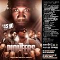 The Pioneers mixtape cover art