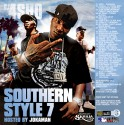 Southern Style 7 (Hosted by Jokaman) mixtape cover art