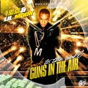 Lil Mook - Back To The Wall Guns In The Air mixtape cover art