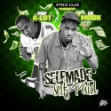 Pop-A-Lot & Lil Mook - Self Made, Self Paid mixtape cover art