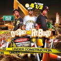 4 1/2 - Destroy & Rebuild mixtape cover art