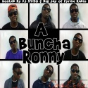 A Buncha Ronny mixtape cover art