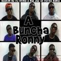 A Buncha Ronny mixtape cover art