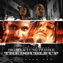 Big Six & Yung Twizzle - The Double Up mixtape cover art