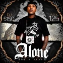 Block 125 - Alone mixtape cover art