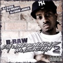 B-Raw - Da Undeniable Musician 2 mixtape cover art