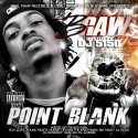 B-Raw - Point Blank mixtape cover art